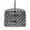 "Picture of 28"" 10 Light  Chandelier with Black finish"