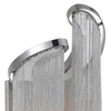 "Picture of 28"" 2 Light Wall Sconce with Chrome finish"
