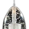 "Picture of 28"" 5 Light Multi Light Pendant with Chrome finish"