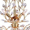 "Picture of 28"" 9 Light  Chandelier with Gold finish"