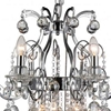 "Picture of 29"" 11 Light Up Chandelier with Chrome finish"
