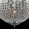 "Picture of 29"" 6 Light  Chandelier with Chrome finish"