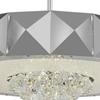 "Picture of 30"" 10 Light  Chandelier with Chrome finish"