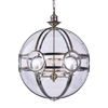 """Picture of 31"""" 5 Light Chandelier with Antique Brass Finish"""