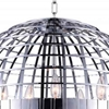 "Picture of 31"" 6 Light  Chandelier with Chrome finish"