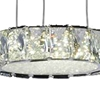 """Picture of 31"""" LED Multi Light Pendant with Chrome finish"""