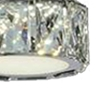 """Picture of 32"""" LED Multi Light Pendant with Chrome finish"""