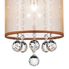 "Picture of 33"" 4 Light Multi Light Pendant with Chrome finish"