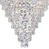 """Picture of 34"""" 12 Light  Chandelier with Chrome finish"""