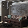 """Picture of 34"""" 30 Light  Chandelier with Chrome finish"""