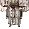 "Picture of 36"" 18 Light Down Chandelier with Champagne finish"