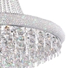 """Picture of 36"""" 18 Light Down Chandelier with Chrome finish"""