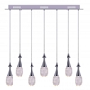 """Picture of 36"""" LED Multi Point Pendant with Chrome finish"""