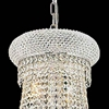 """Picture of 38"""" 19 Light Down Chandelier with Chrome finish"""