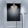 """Picture of 39"""" 13 Light  Chandelier with Chrome finish"""