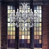"""Picture of 40"""" 18 Light Up Chandelier with Chrome finish"""