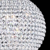 """Picture of 40"""" 26 Light  Chandelier with Chrome finish"""