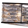 """Picture of 42"""" 6 Light Island Chandelier with Bright Nickel finish"""