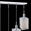 "Picture of 42"" 6 Light Multi Light Pendant with Chrome finish"