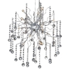 "Picture of 43"" 15 Light  Chandelier with Chrome finish"