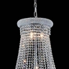 "Picture of 43"" 20 Light Down Chandelier with Chrome finish"
