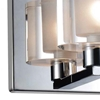 "Picture of 5"" 1 Light Wall Sconce with Chrome finish"