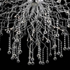 """Picture of 59"""" 48 Light  Chandelier with Chrome finish"""