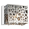 """Picture of 6"""" 1 Light Bathroom Sconce with Chrome finish"""