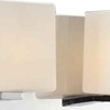 "Picture of 6"" 2 Light Vanity Light with Satin Nickel finish"