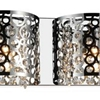 "Picture of 6"" 5 Light Vanity Light with Chrome finish"