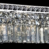 "Picture of 6"" 7 Light Vanity Light with Chrome finish"