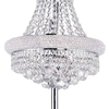 "Picture of 68"" 8 Light Floor Lamp with Chrome finish"