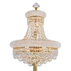 """Picture of 68"""" 8 Light Floor Lamp with Gold finish"""