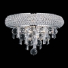 "Picture of 7"" 2 Light Wall Sconce with Chrome finish"