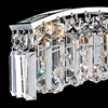 """Picture of 7"""" 5 Light Vanity Light with Chrome finish"""