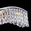 "Picture of 7"" 5 Light Vanity Light with Chrome finish"