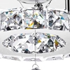 """Picture of 7"""" LED  Flush Mount with Chrome finish"""