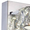 "Picture of 7"" LED Bathroom Sconce with Chrome finish"