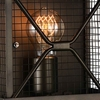 """Picture of 8"""" 1 Light Wall Sconce with Light Brown finish"""