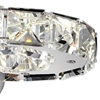 """Picture of 8"""" LED Wall Sconce with Chrome finish"""