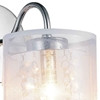 "Picture of 9"" 1 Light Bathroom Sconce with Chrome finish"