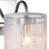 """Picture of 9"""" 2 Light Vanity Light with Chrome finish"""