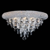 """Picture of 9"""" 3 Light Wall Sconce with Chrome finish"""