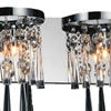 "Picture of 9"" 4 Light Vanity Light with Chrome finish"
